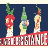 Plats de Résistance : la grande bouffe de la gastronomie humaniste !