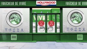 Hollywood Chewing Gum : un bar à gum éphémère en plein cœur de Paris !