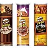 Pringles : des chips sucrées aux saveurs de Noël
