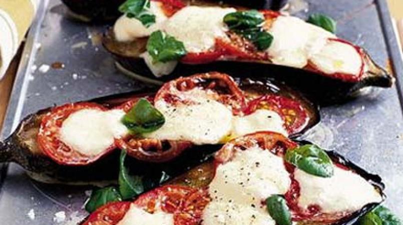 Aubergines Mozzarella Au Four Cuisine Ta Mere