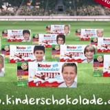 Euro 2016 : Kinder change ses emballages pour les joueurs de l'équipe allemande !