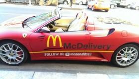 McDonald's se lance dans la livraison à domicile avec UberEATS !