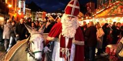 Le 6 décembre c'est la Saint Nicolas !