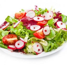 Salade du jardin de ta mère