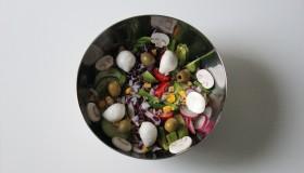 Se préparer une salade, rien de plus simple !