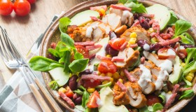 Des salades tout l'été !