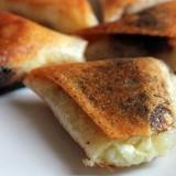 Samoussa au camembert