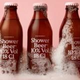 La Shower Beer, la bière à savourer sous la douche !