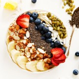 Le Smoothie Bowl en 5 étapes