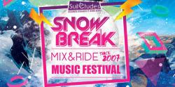 JEU CONCOURS : Gagne tes places pour le SnowBreak 2018 avec Suitétudes !
