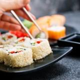 Oui oui ... on peut se faire virer d'un restaurant de sushis à volonté !