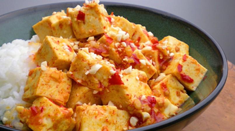 Chili au tofu