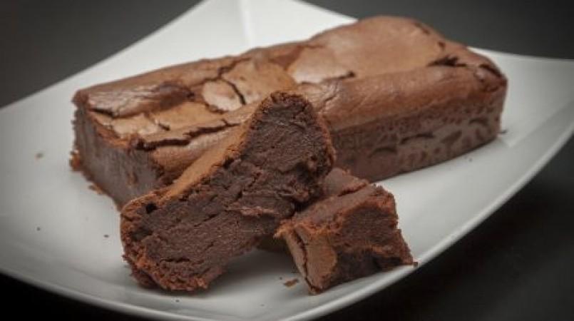 Gâteau au chocolat & crème de marron