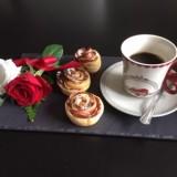 Rose de Tartelette aux pommes