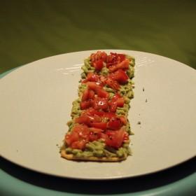 Toast Guacamole