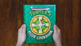 Un livre de cuisine Tortues Ninja !