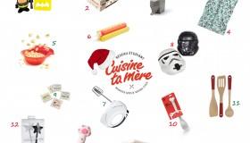 Idées de cadeaux de Noël à moins de 20€ !