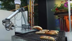 Bratwurst Bot : le robot pro du barbecue !
