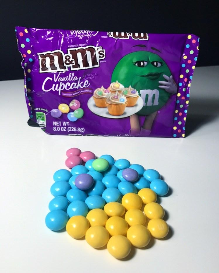 mms cupcakes