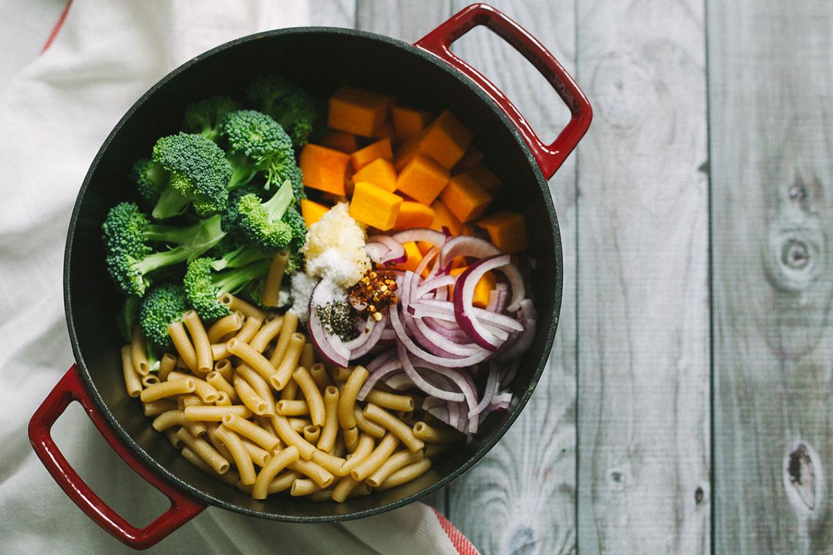 Tendance le one pot pasta cuisine ta m re - Cuisiner la veille pour le lendemain ...