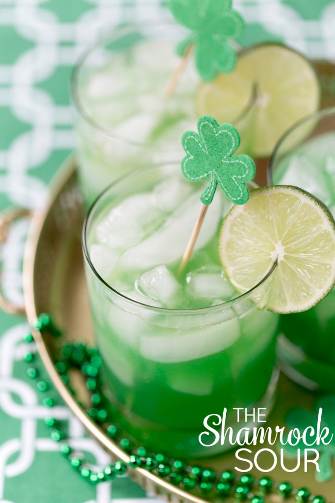 Pizzazzerie.com-Shamrock-Sour-Cocktail