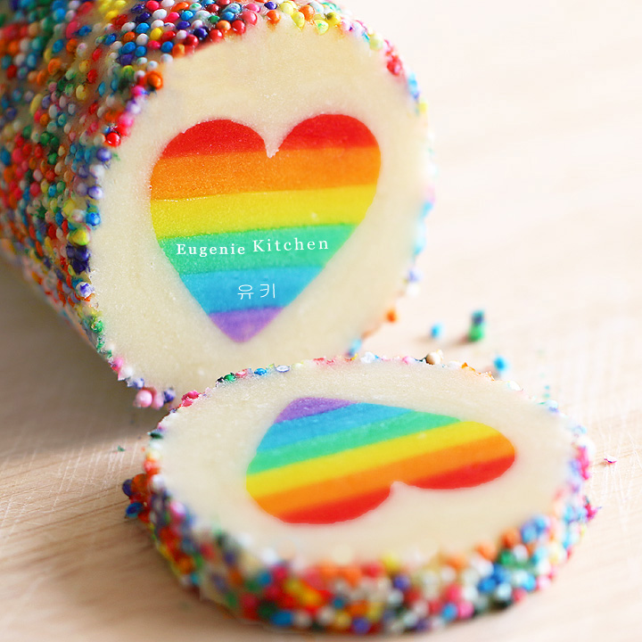 rainbow-heart-cookies-eugenie-kitchen-youtube