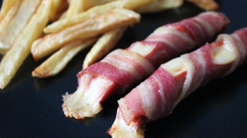 saucisse-frites