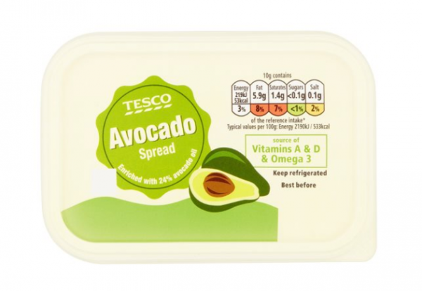Spread-Avocado-Tesco