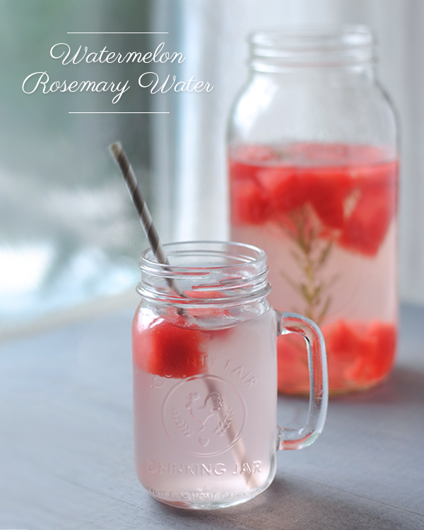 Watermelon-Rosemary